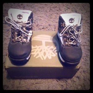 Children Timberland's
